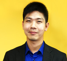 Research Director, Sam Leong