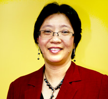 General Manager, Quantitative Research Division, Sharon Chuah
